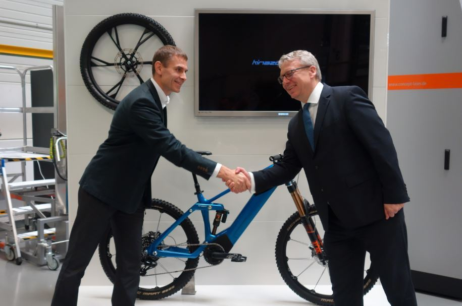 Kinazo Introduces First 3D Printed Electric Bike