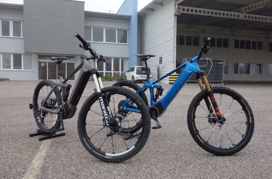 Kinazo Design and Volkswagen Collaborate on 3D Printed Electric Enduro Bike